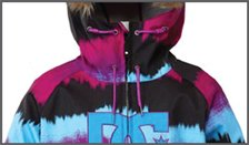 DC Women's Softshell Snowboarding Jackets