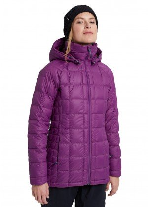 Burton Women's AK Baker Down Jacket  - WinterWomen.com