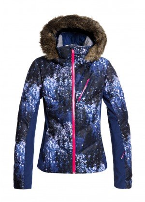 Roxy Snowstorm Plus Jacket - WinterWomen.com