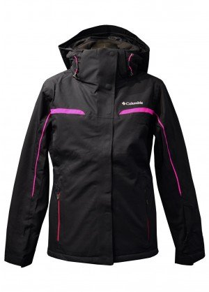 Columbia Womens Powder Dash Jacket (Abyss)