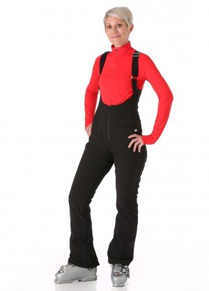NILS Ethyl Stretch Bib Pant - WinterWomen.com